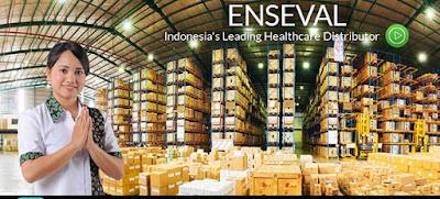 Lowongan Kerja PT Enseval Putera Megatrading Tbk, Jobs: Warehaouseman, Pharmacist