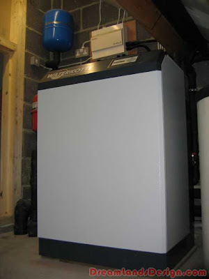 A Heat Pump to Warm Your House in a Healthy Way