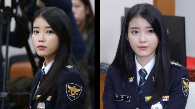 Kim Miso, Sexy policewoman