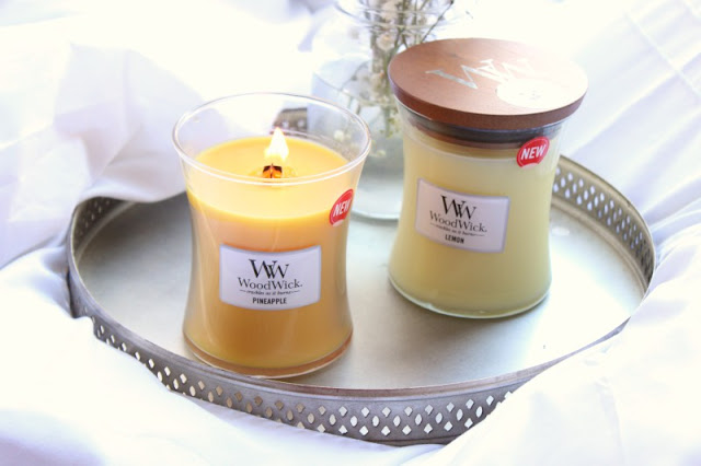 Summer 2016 Woodwick Candles Review