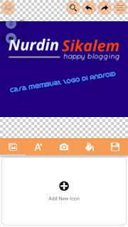 Cara membuat logo blog gratis