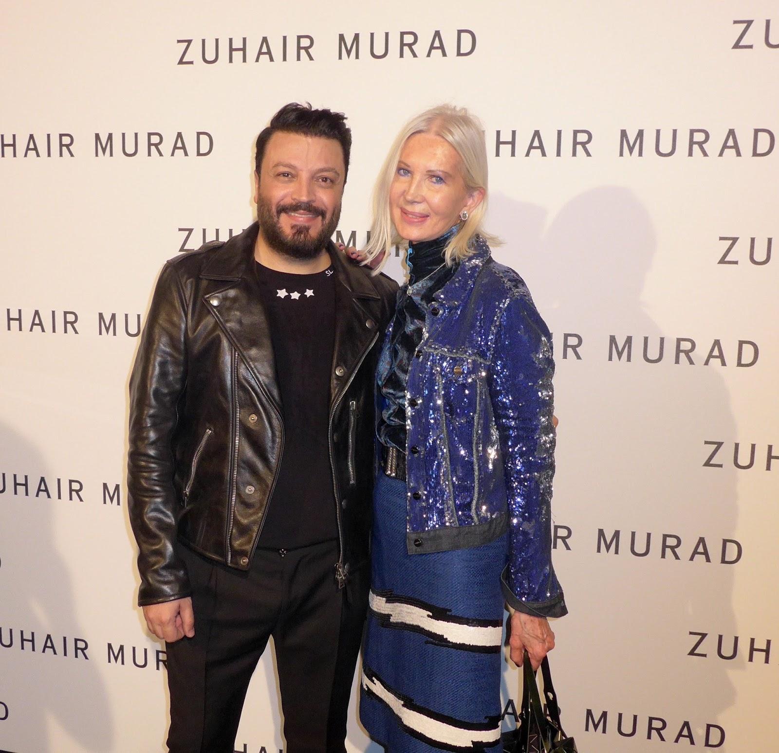 International luxury consulting zuhair murad haute for Chambre de commerce et d industrie de paris