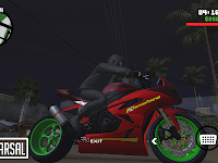 Motorbike Solo Dff Only GTA SA Android