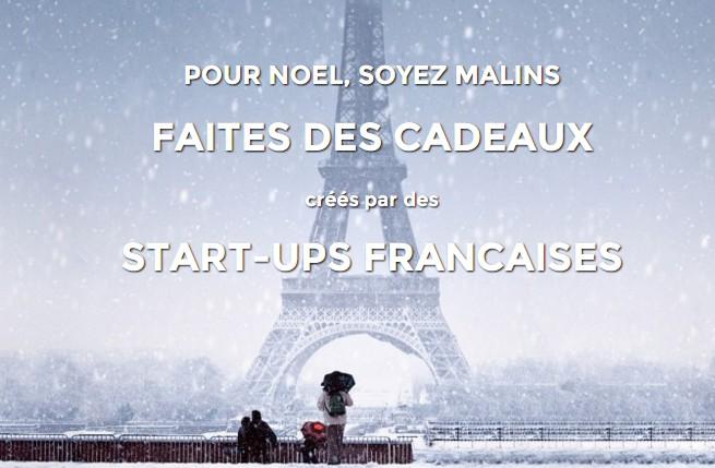 創新產品一站購足,法國新創聯合推出聖誕節促銷專網!