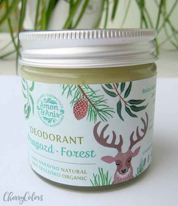 Natural deodorant Amon & Anis
