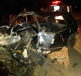 Vítima fatal de acidente