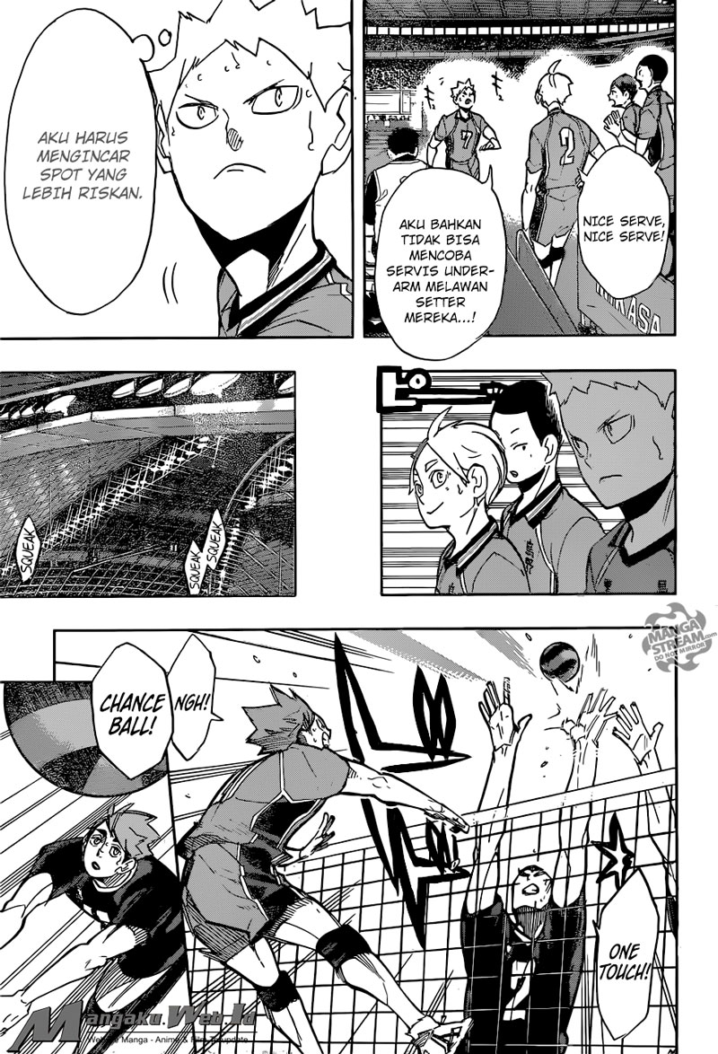 Haikyuu Chapter 257-14
