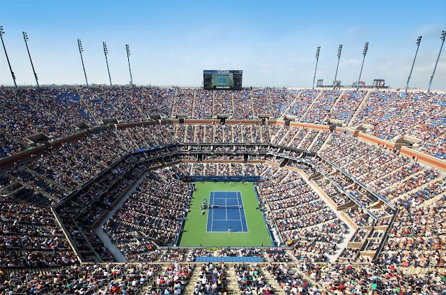 El US Open superará a Wimbledon en premios