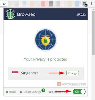 Cara Membuka Situs yang Di Blokir Internet Positif di PC