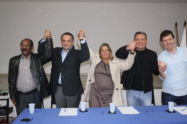Lançamento da Pré-Candidatura de Celina Linhares