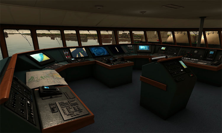 تحميل لعبة European Ship Simulator
