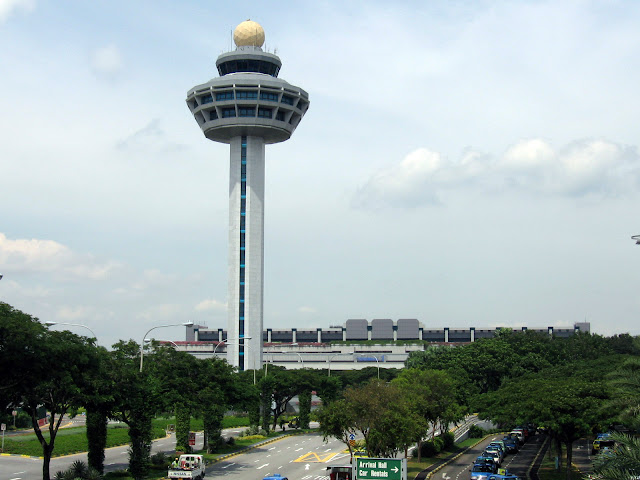 Why Do Air Traffic Control (ATC) Towers Have Slanted Windows?