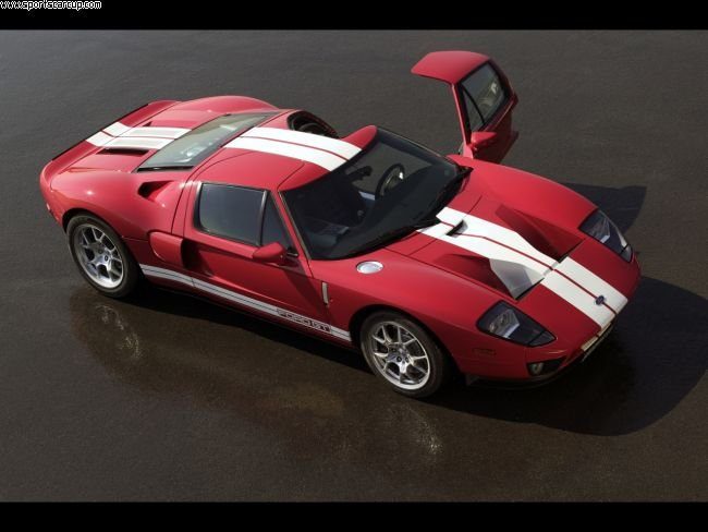 Fort Dodge Ford >> Ford GT