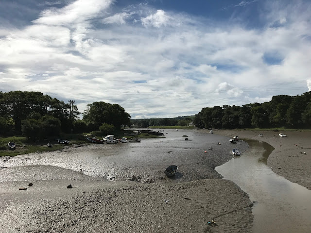 Somewhere along the Tarka Trail, near Bideford, Devon