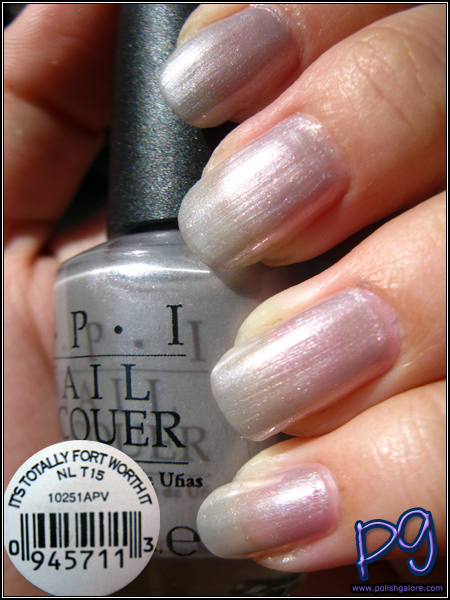 OPI It\'s Totally Fort Worth It - Polish Galore