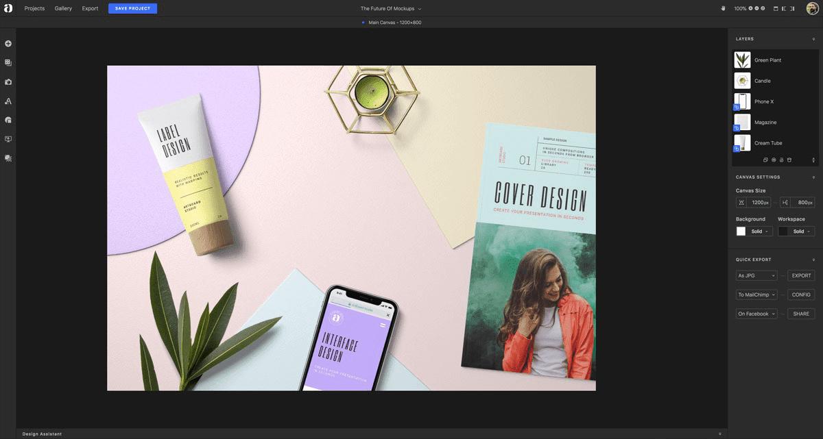 Cara Menggunakan Mockup - Artboard Studio