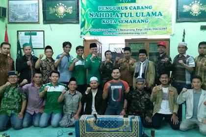 Ansor dan Pemuda Muhammadiyah Bersinergi  - Sepakat Jaga NKRI