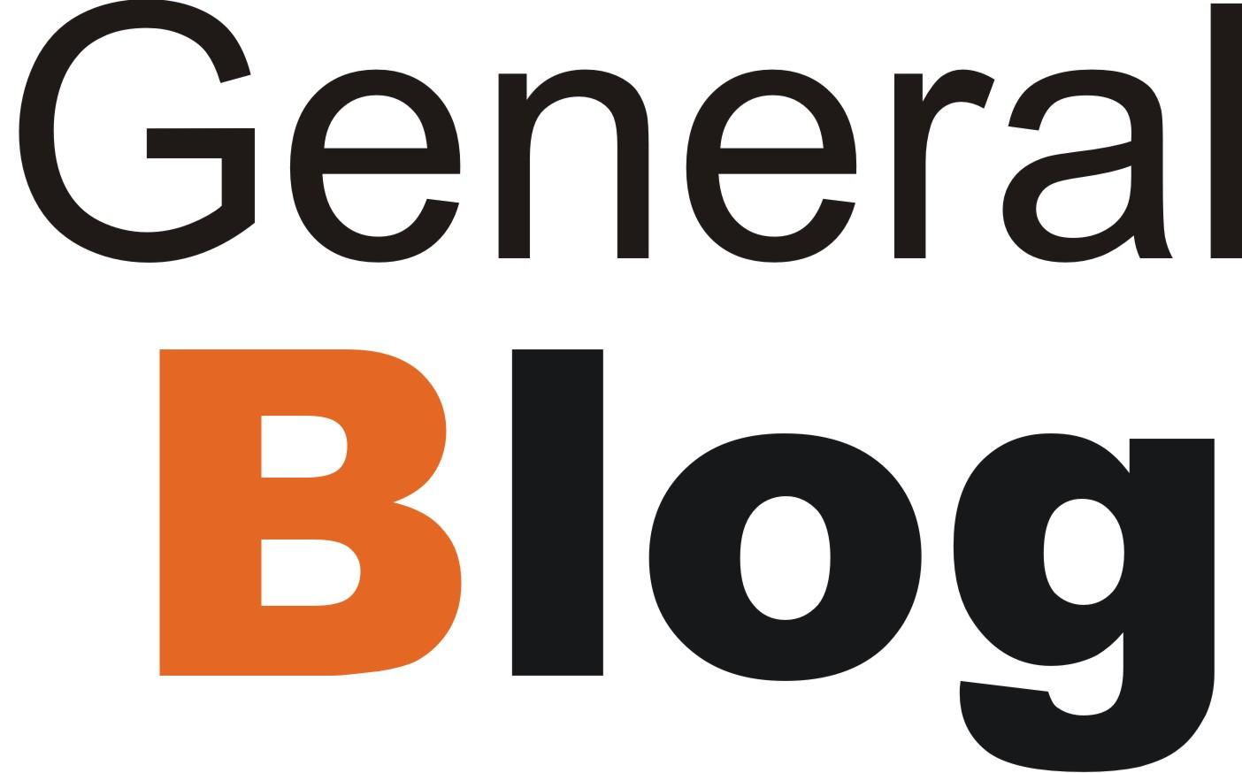 Image result for general blog