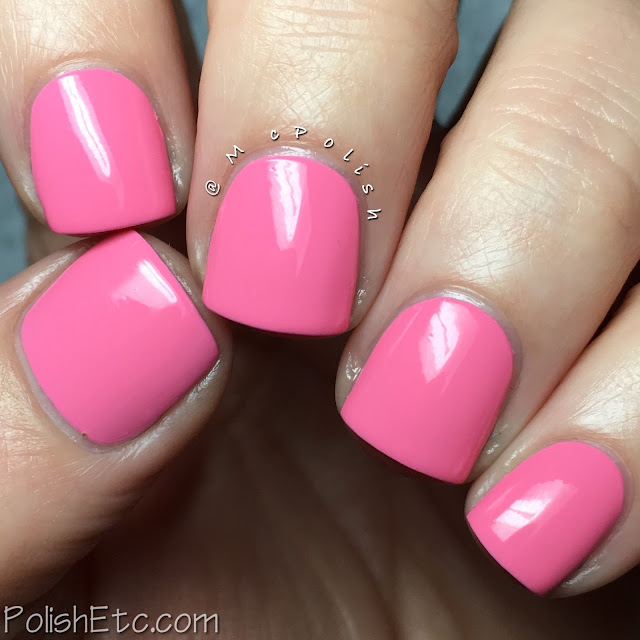 Essie - Resort Collection 2016 - McPolish - Delhi Dance