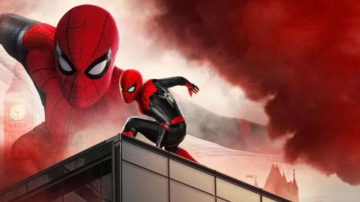Fã faz poster sensacional do Homem-Aranha ao lado do Demolidor