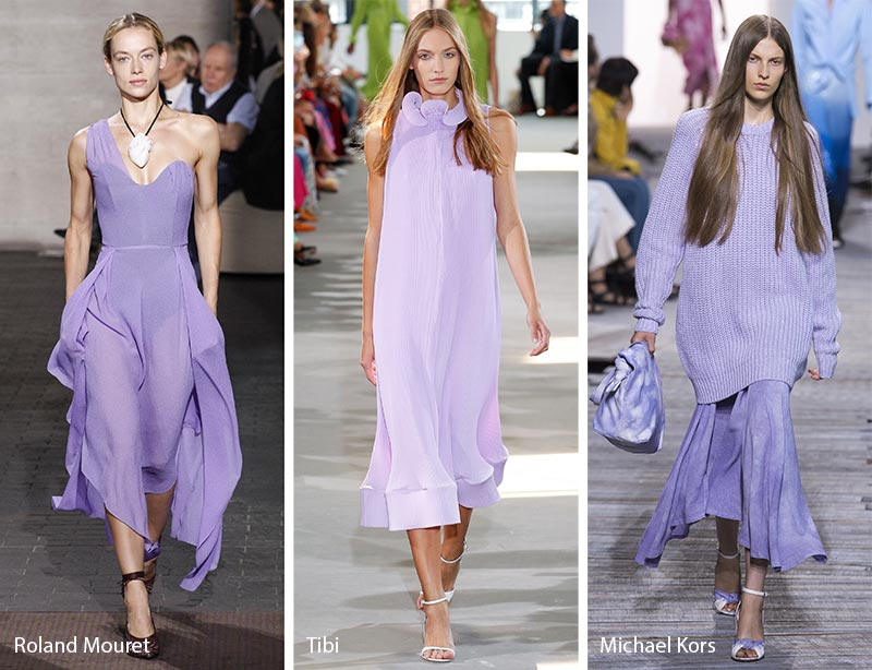 pastel dress trend 2018