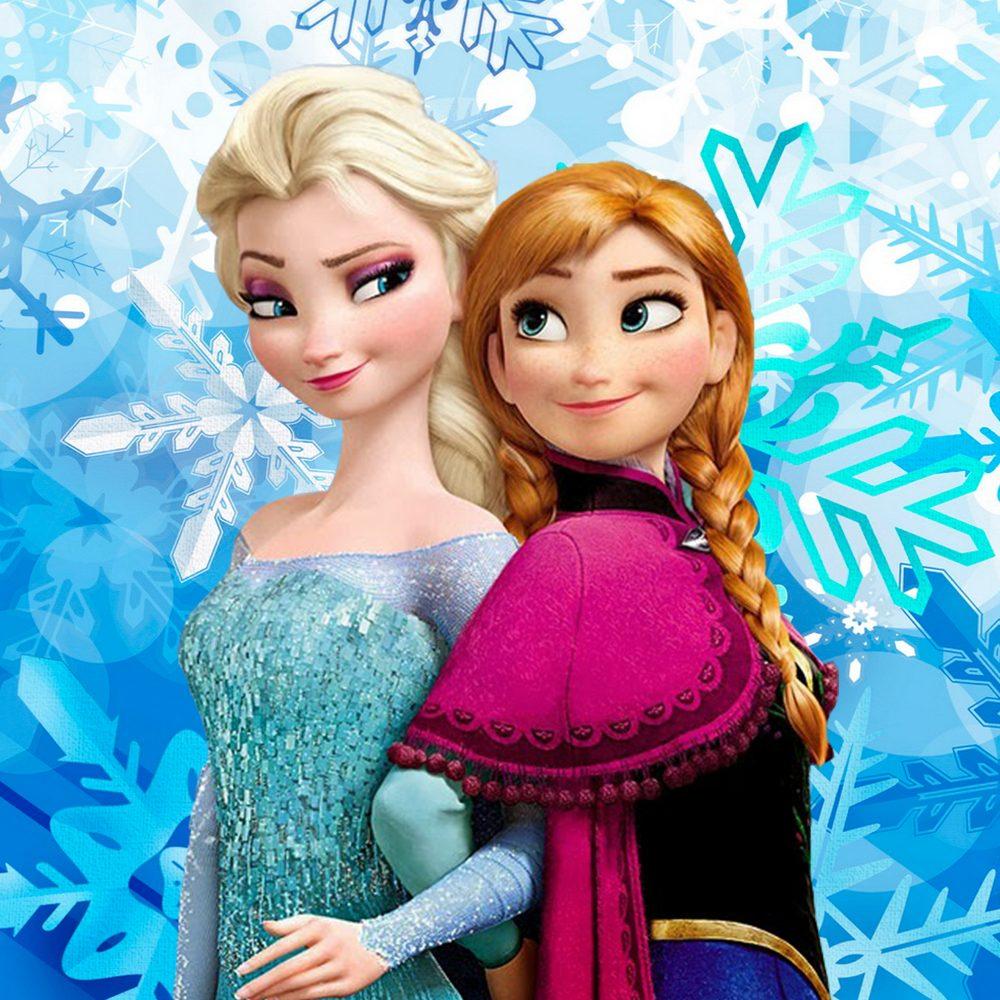 Gambar Gambar Frozen Lengkap