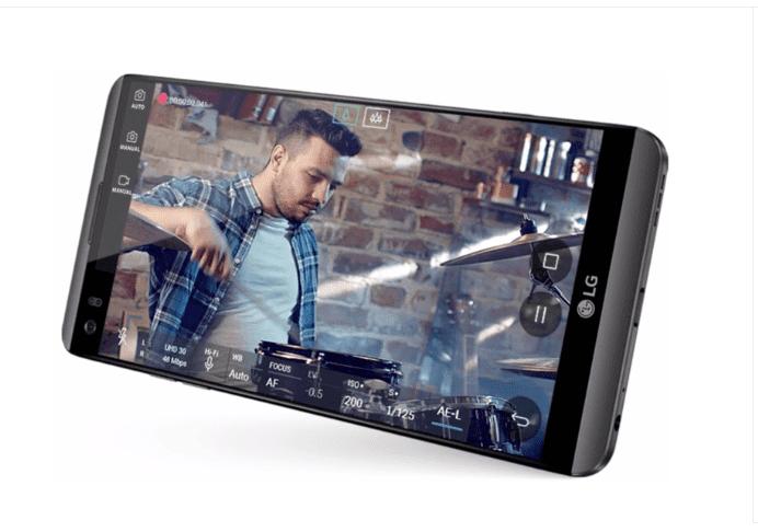 Spesifikasi dan Kelebihan HP Android LG V20