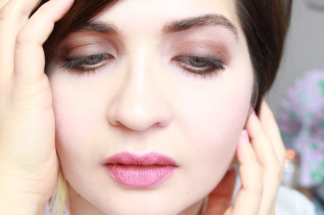 Maquillage mariée bohème