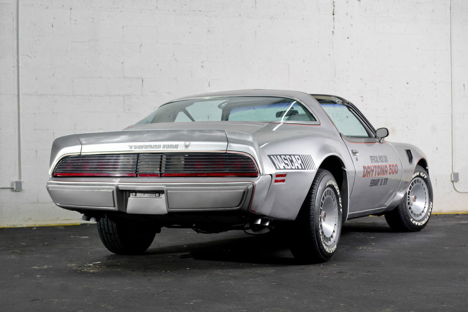 1979 Pontiac Trans Am 10th Anniversary Daytona Pace Car