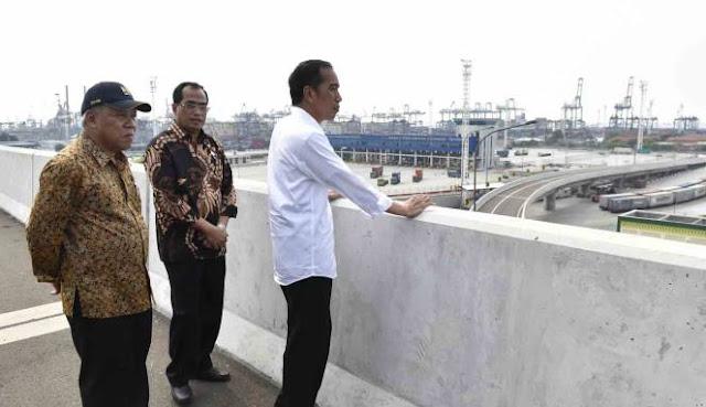 MAHAL, Tol yang Diresmikan Jokowi Sepi. Fahri Hamzah: Tol Kosong, Otak yang Bikin Tol Kosong