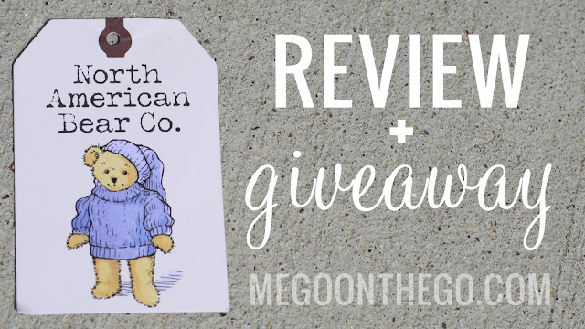North American Bear Company Review & Giveaway