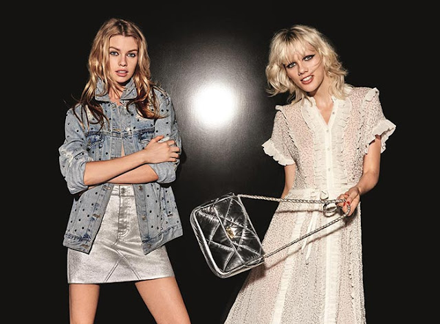 Topshop Holiday 2016 Campaign