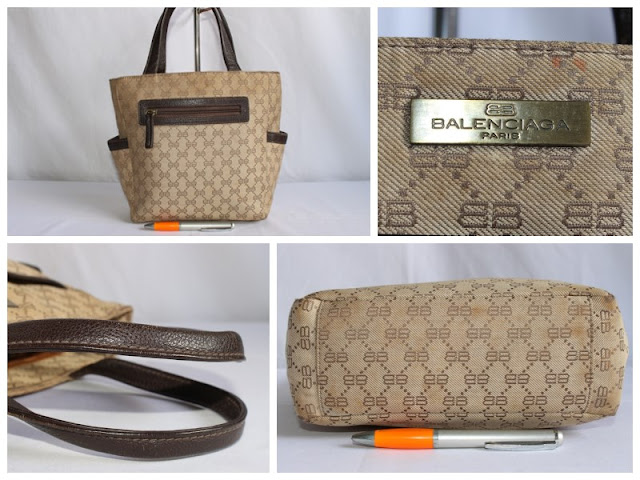 Tas Second Wishopp  BALENCIAGA ORIGINAL 98fe97505f