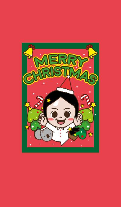 Mint-Meng Merry X'mas Theme