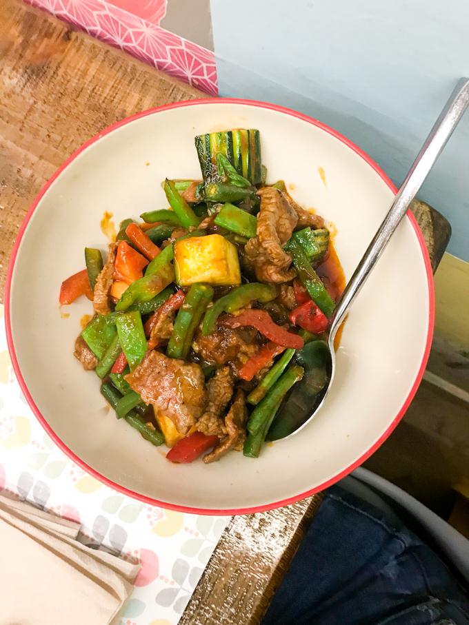 Petit Bangkok wok