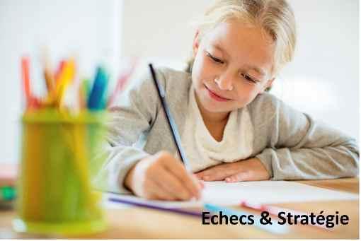 La concentration, un élément essentiel constitutif de la réussite scolaire des enfants à l'école.