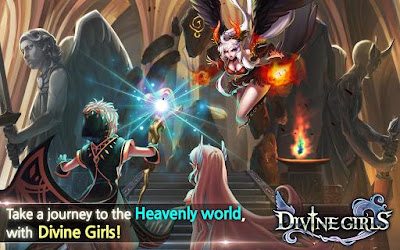 Divine Girls 1.0.8 APK for Android Terbaru 2016