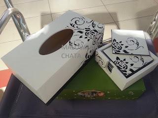Biało- czarny zestaw dla P. Natalii ze Stargardu – Na zamówienie