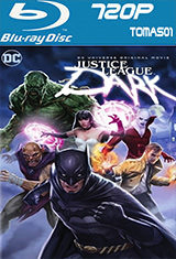 Justice League Dark (2017) BRRip 720p
