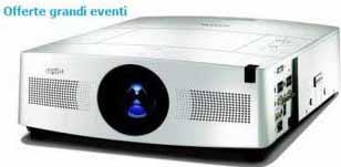 noleggio videoproiettore eventi