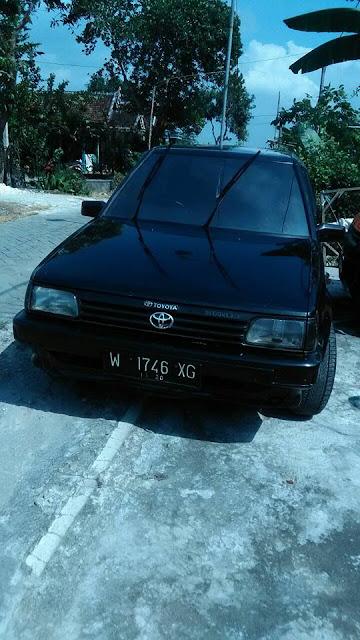 Toyota Starlet tahun 1985 bekas