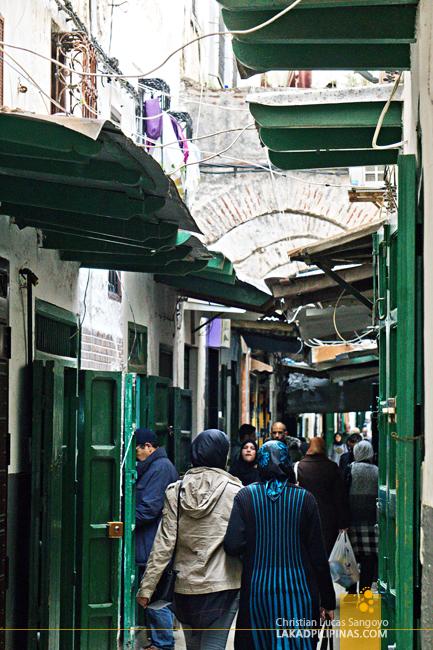 Tetouan Medina Jewish Quarters