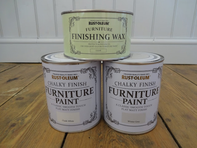 Rustoleum Furniture Paint