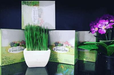 Cara Alami Menurunkan Berat Badan Dengan D'Green Coffie