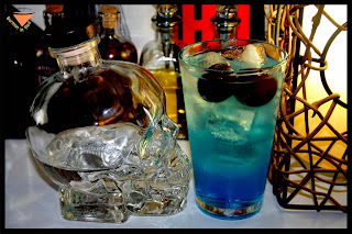 asha blue coctel vodka