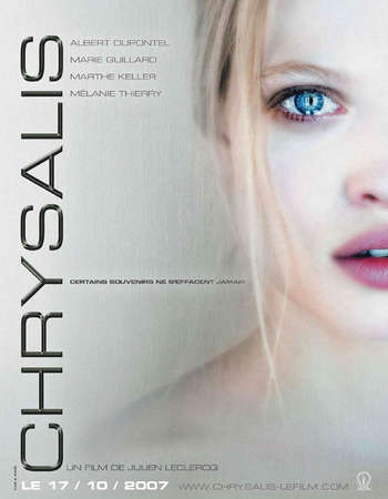Poster Of Chrysalis 2007 Hindi Dubbed 300MB BRRip 480p Free Download Watch Online downloadhub.net