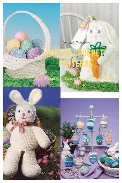 Easter Crochet Patterns for Spring