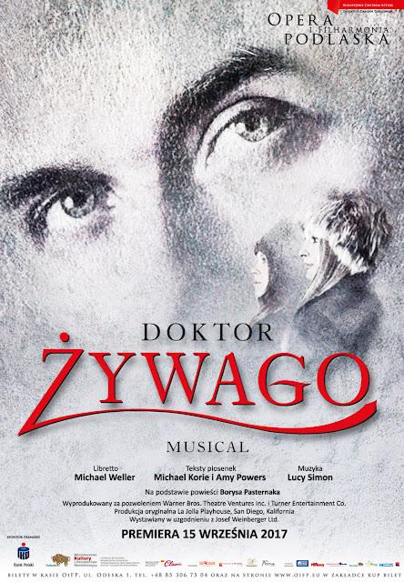 """Miłość, wojna, rewolucja, czyli musical """"Doktor Żywago"""""""