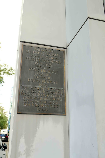 Gestapo Memorial Plaque