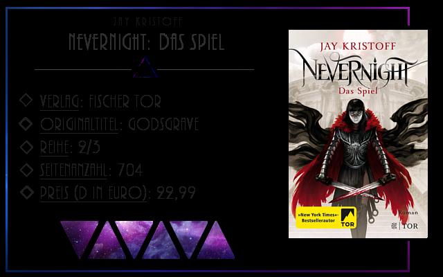 [Rezension] Nevernight: Das Spiel - Jay Kristoff